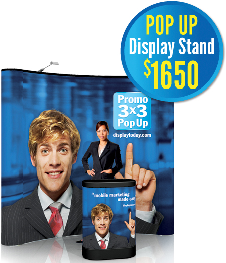 tradeshow display stand